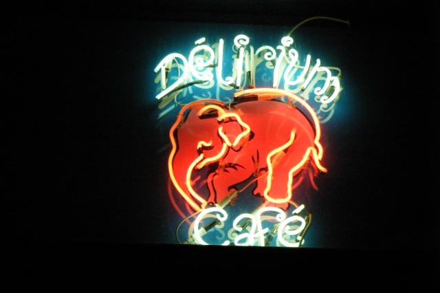 Delerium cafe